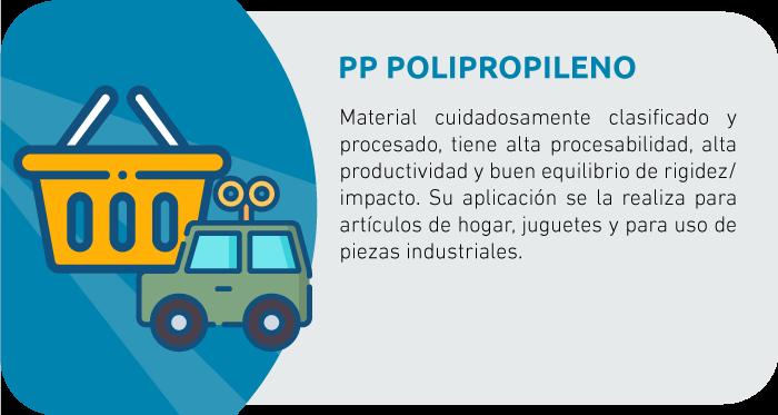 PP POLIPROPILENO
